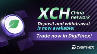 Chia Network(XCH) deposit and withdrawal now supported on DigiFinex