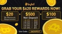 Bybit Deposit Jackop is finally here