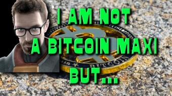 I Am Not A Bitcoin Maxi, But Don't Tempt Me