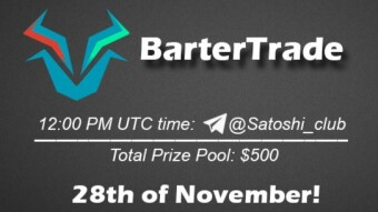 BarterTrade x Satoshi Club AMA Recap from 28th of November