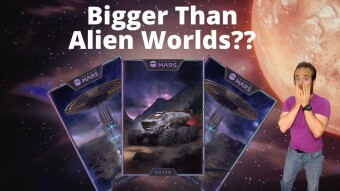 Bigger Than Alien Worlds ?? Colonize Mars Space Exploration Game Review