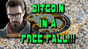 Bitcoin in Free-fall - Satoshi Backlash Jealousy Over Coinbase NAS Listing - SATIRE