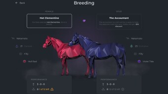 ZED.RUN; the next evolution in online gaming, Part III — breeding