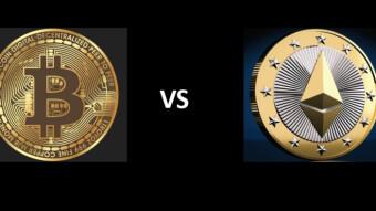 Bitcoin vs. Eth:  Which is cheaper?