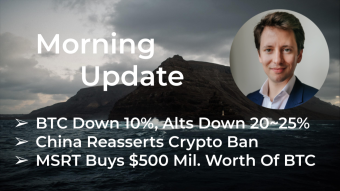 Morning Update—June 22nd—Macro and Crypto Markets
