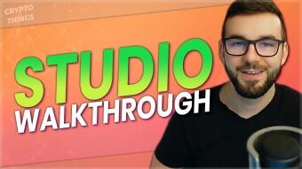 Behind The Scenes – Studio & Gear Walkthrough