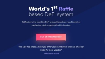 Rafflection to Launch a Raffleboard, Approved by RugScreen