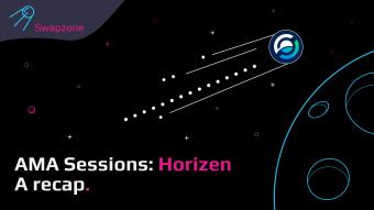 Swapzone's AMA Sessions: Horizen ❘ A Recap