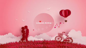 LOVECOIN️️ , Claim your Free Coins (Airdrop)❤