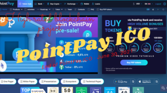 Initial Coin Offering | PointPay ICO