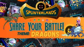 Daenerys had true power - Dragons Splinterlands Battle Challenge