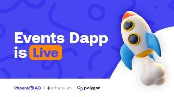 PhoenixDAO's Events Marketplace Revamped!