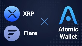 Atomic Wallet: Ripple and the Spark distribution