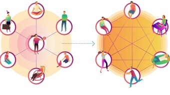 How Shifting from Centralized to Decentralized Social Sharing ChangesReality
