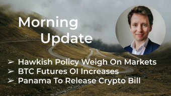 Morning Update—June 17th—Macro and Crypto Markets