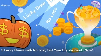 🎰2 Lucky Draws with No Loss, Get Your Crypto Treats Now!