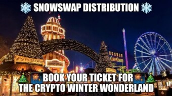 SnowSwap evolution will create Crypto Winter Wonderland