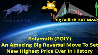 Polymath (POLY) | An Amazing Big Reversal Move To Set New Highest Price Ever In History