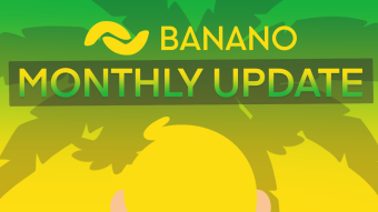 BANANO Monthly Update #35 (March2021)