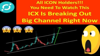 All ICON Holders!!! You Need To Watch This ICX Is Breaking Out Big Channel Right Now