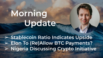 Morning Update—June 15th—Macro and Crypto Markets