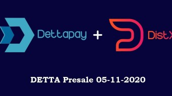 Get Ready for the Dettapay Token Presale On DistX Platform