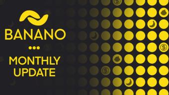 BANANO Monthly Update #42 (October2021)