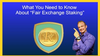 "Refund Token's ""Fair Exchange Staking"" Feature Explained"