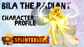 Splinterlands Legendary Card Profile - Bila the Radiant