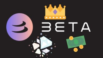 I bought BETA from the Binance Launchpad and made 53x when I sold them all