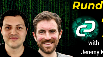 Digital Cash Rundown 18 with Jeremy Kauffman: Bitcoin Gold Pumps, Stellar Down, LBRY and More!