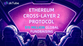 zkTube Raised $15 Million for Its Ethereum Cross-Rollup Layer 2 Protocol