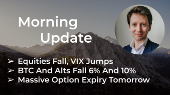 Morning Update—January 28th—Macro and Crypto Markets