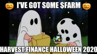 Crypto opportunities: CertiK (CTK), $FARM, Helium (HNT) and ... Halloween!