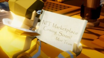 Mist To launch 3D NFT Marketplace