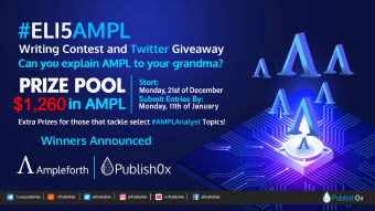 #ELI5AMPL Contest Winners Announced - $1,260 in AMPL Rewarded!