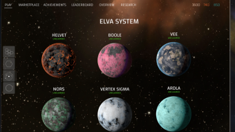 The NFT Madness Continues! Would You Like To Buy A Planet? Wouldn't it be nice to have a blockchain-based game for interstellar discovery?