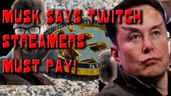 Elon Musk Orders World Governments To Charge Twitch 2X Carbon Credits - Satire!