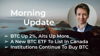 Morning‌‌ ‌‌Update—March 9th—Macro and Crypto Markets
