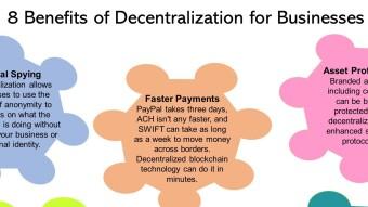 8 Benefits of Decentralization for Businesses