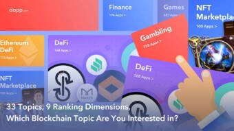 🚀33 Topics, 9 Ranking Dimensions, Which Blockchain Topic Are You Interested in?