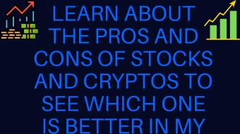 Cryptocurrency vs Stocks