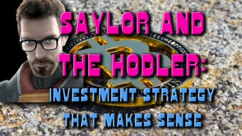 HODLNauts Unite: Comparing a Michael Saylor Strategy To One Best Suited Towards The Individual