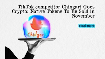 Tik-Tok Competitor Chingari Goes Crypto: Native Tokens To Be Sold in November