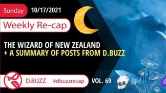Recap of this Week's Posts by D.Buzz Vol.69