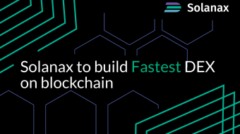 SOLANAX To Build The World's Fastest DEX On Blockchain;  Here Is All That You Need To Know