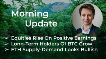 Morning Update—August 4th—Macro and Crypto Markets