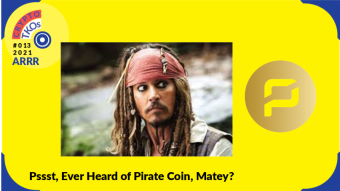 CRYPTO TKOs ISSUE #013: ARRR gh Sail the Seven Seas as a Privateer..