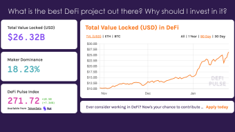 What is the best DeFi project out there? Why should I invest in it?