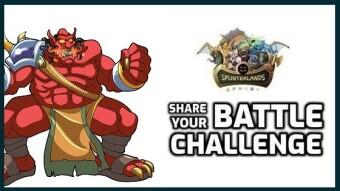 Splinterlands | Molten Ogre Challenge